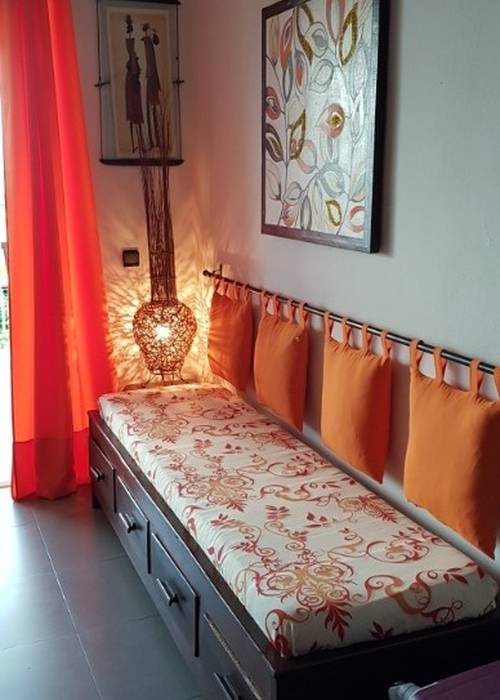 Location appartement meublés sur la Corniche avec vue sur mer Majunga