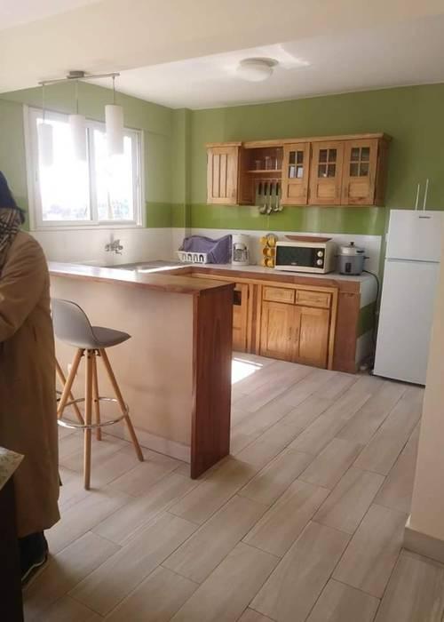À Louer appartement meublé à Ankazotokana