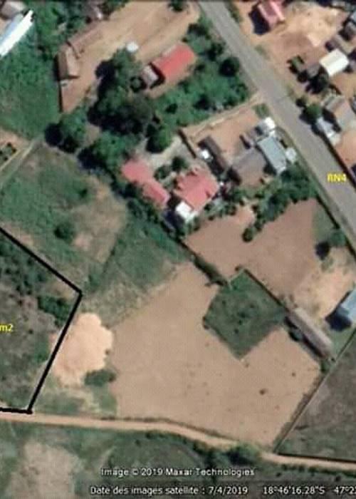Terrain 1100m2 a vendre Anosiala Ambohidratrimo Antananarivo