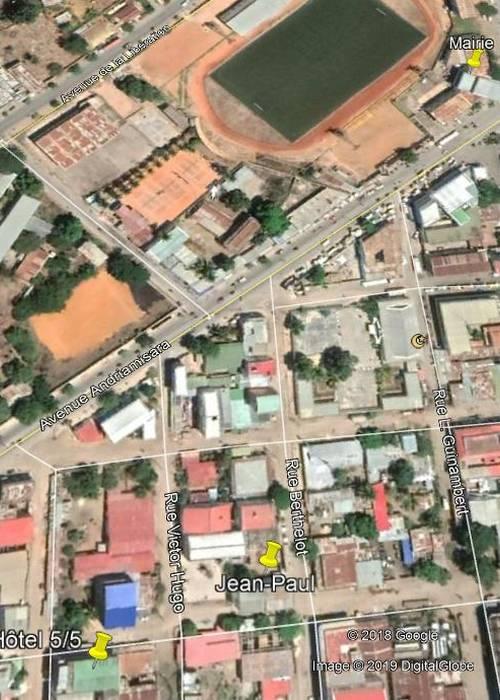 Location touristique temporaire centre ville