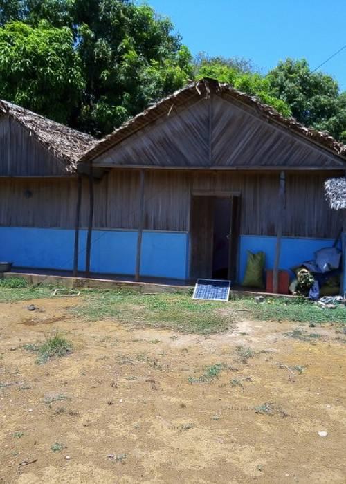Maison Malgache avec terrain 1800 m² en face Nosy Bé et Nosy Komba