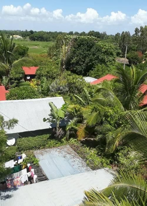 A vendre Résidence de 11 Bangalows meublés à la location+ maison