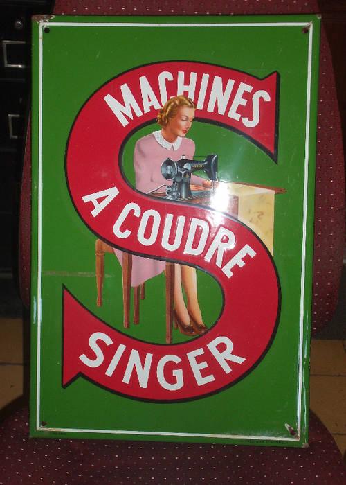 ancienne plaques publicitaire