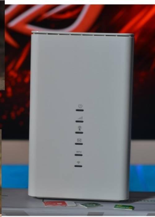 Cherche modem ,domino & box
