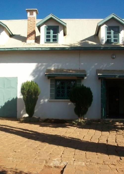 Villa à vendre sise à Antsirabe