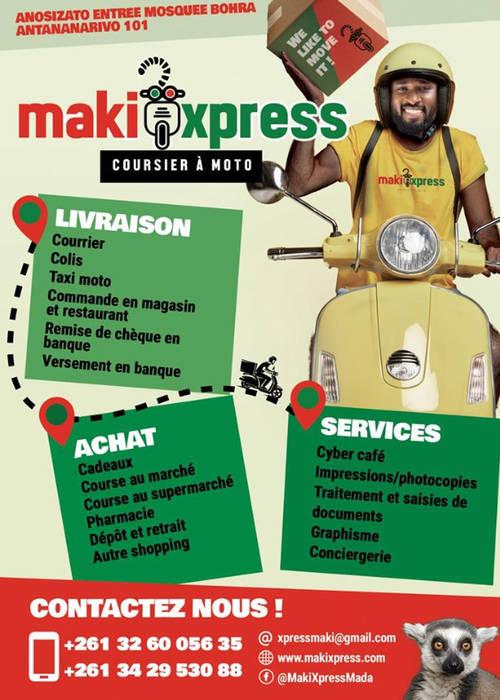 OFFRE DE SERVICE MOTO
