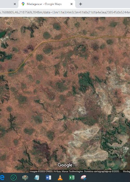 A vendre terrain 51.015m2 à Katsepy Mahajanga