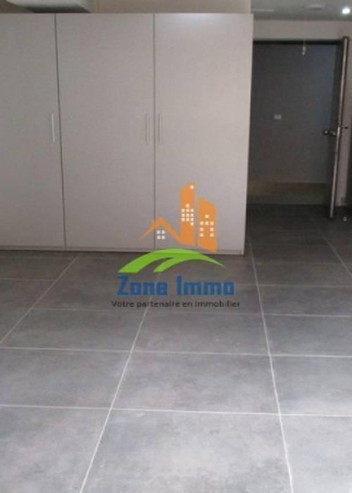 Coquet studio de 20m² avec jardin privatif dans une résidence sécurisée à Ivandry, Zone Immo-17-0551