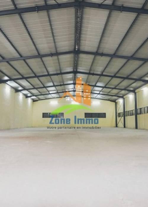 Entrepôt de 750m² à Tanjombato, Zone Immo-17-0272.
