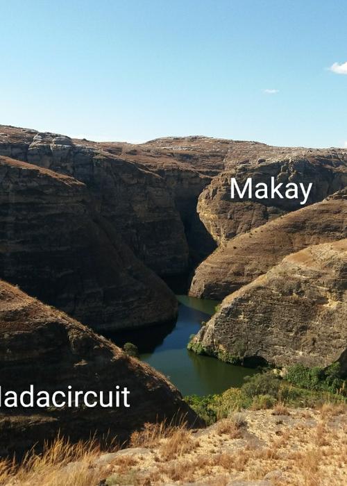 Trek et randonnée dans le Massif de Makay