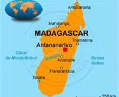 construction d école sur Madagascar