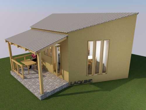 Construction maison Rapide Solide Economique